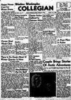 Western Washington Collegian - 1950 January 6
