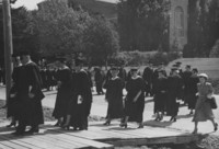 1952 Commencement