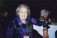 2007 Reunion--Jean (Wellington) McLeod at the Banquet