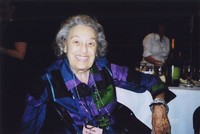 2007 Reunion--Jean (Wellington) McLeod at the Banquet