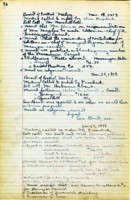 AS Board Minutes - 1920 January