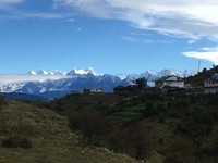 Everest?! - Okhaldhunga, Nepal