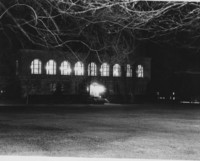 1946 Library: At Night