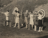 Women's Sophomore Archery Club