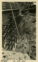 Lower Baker River dam construction 1925-02-22