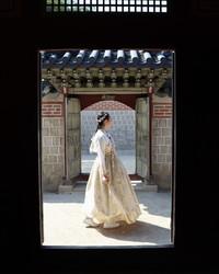 Princess for the Day at Gyeongbukgung Palace