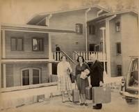 1962 Ridgeway Delta: Exterior with Student