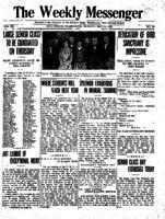 Weekly Messenger - 1921 May 31