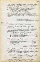 AS Board Minutes - 1922 November