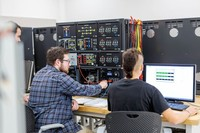 Engineering Class Lab On Campus