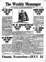 Weekly Messenger - 1923 July 6