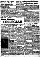 Western Washington Collegian - 1949 February 11