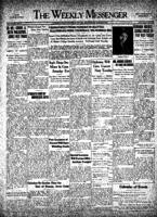 Weekly Messenger - 1928 January 20