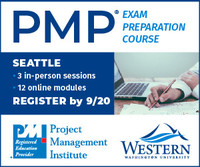 PCE - Seattle Times - PMP Exam Ad 2