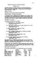 WWU Board minutes 1960 March