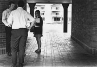 1970 Miller Hall: Students