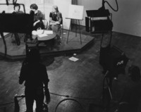 1972 Miller Hall: Television Studio