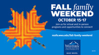 NSSFO Fall Family Weekend digital ad