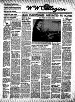 WWCollegian - 1941 January 10