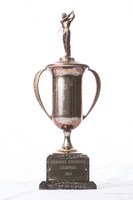 Golf (Men's) Trophy: Evergreen Conference Champions, 1964