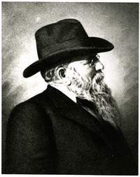 Profile portrait of C.X. Larrabee