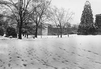 1971 Campus in the Snow