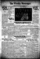 Weekly Messenger - 1924 August 1