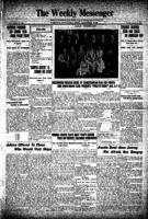 Weekly Messenger - 1924 August 1