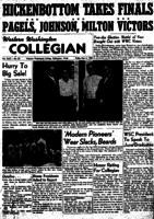 Western Washington Collegian - 1950 May 5