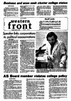 Western Front - 1975 May 9