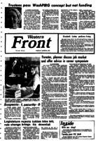 Western Front - 1976 March 9