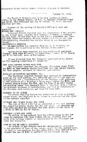 WWU Board minutes 1914 January