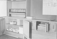 1944 Work Room Cupboard