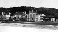 Old Main Building (Western Washington University campus)