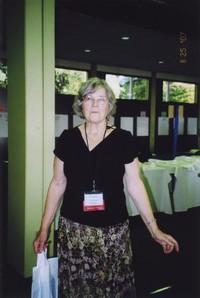 2007 Reunion--Clara (Carver) Fraser