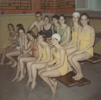 Blue Barnacles Swim Club Group Photo