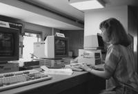 1990 Library: Science Reference Area