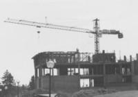 1982 Parks Hall: Construction
