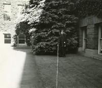 1947 George Dack, Campus Gardener