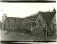 Rear view of Mt. Baker Lodge