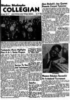 Western Washington Collegian - 1955 January 14