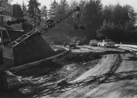 1970 College By-Pass Construction