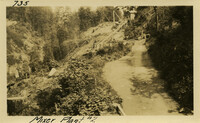 Lower Baker River dam construction 1925-06-13 Mixer Plant #2