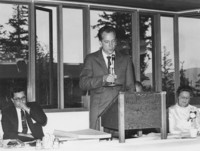 1964 Alumni Day: Wally Heath