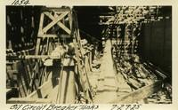 Lower Baker River dam construction 1925-07-29 Oil Circuit Breaker Tanks