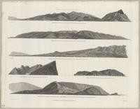 Views of the Sandwich and other Islands