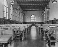 1950 Library: Reading Room