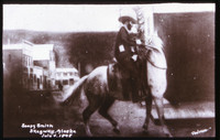 Soapy Smith Story - Dedman's Photo Shop, Skagway (Alask.)