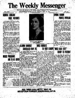 Weekly Messenger - 1923 May 18