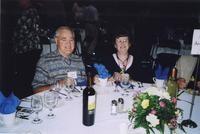 2007 Reunion--William Vaughan and Ruth (Rairdon) Vaughan at the Banquet